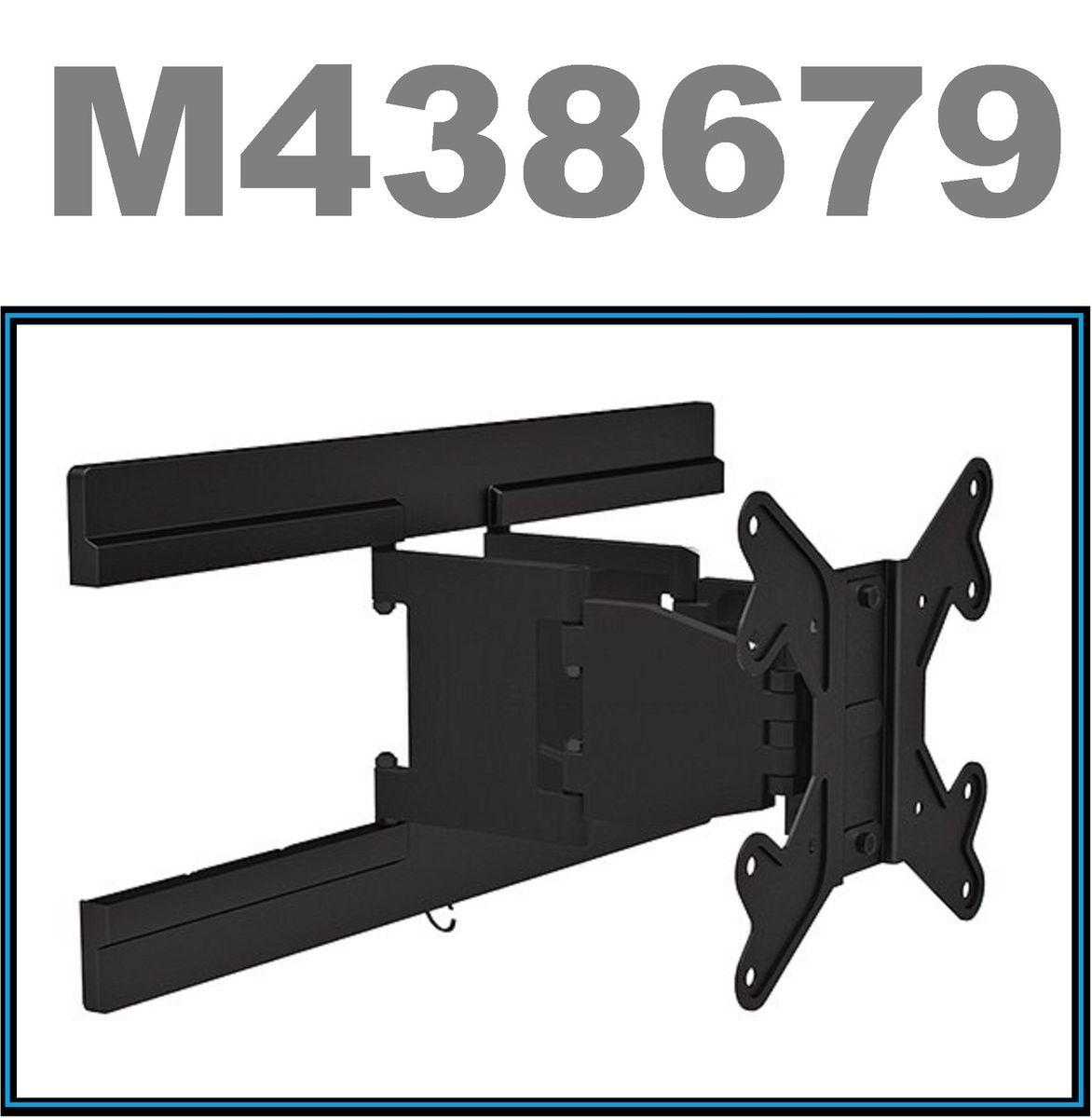 Tilt Swivel Slim Flat Panel Wall Mount Bracket for 23242632 inch