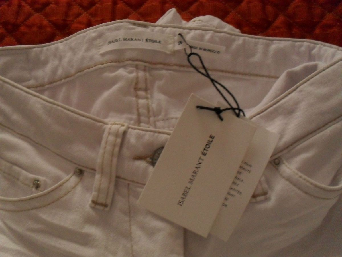 Isabel Marant Etoile Adam Jeans Size 36 Fr Sold Out Authentic