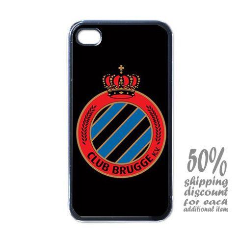 Club Brugge Belgium iPhone 4 Hard Case Cover