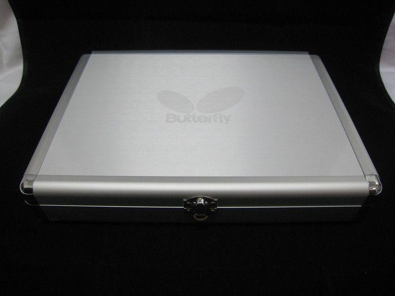 Butterfly Aluminum Table Tennis Racket Case
