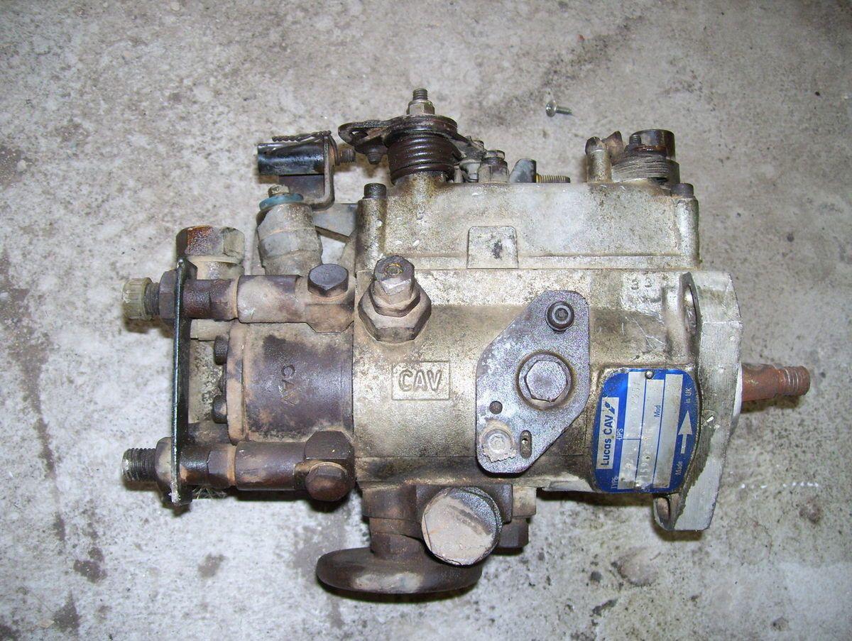 Land Rover Series II III Defender 2 5 Diesel CAV Injector Pump