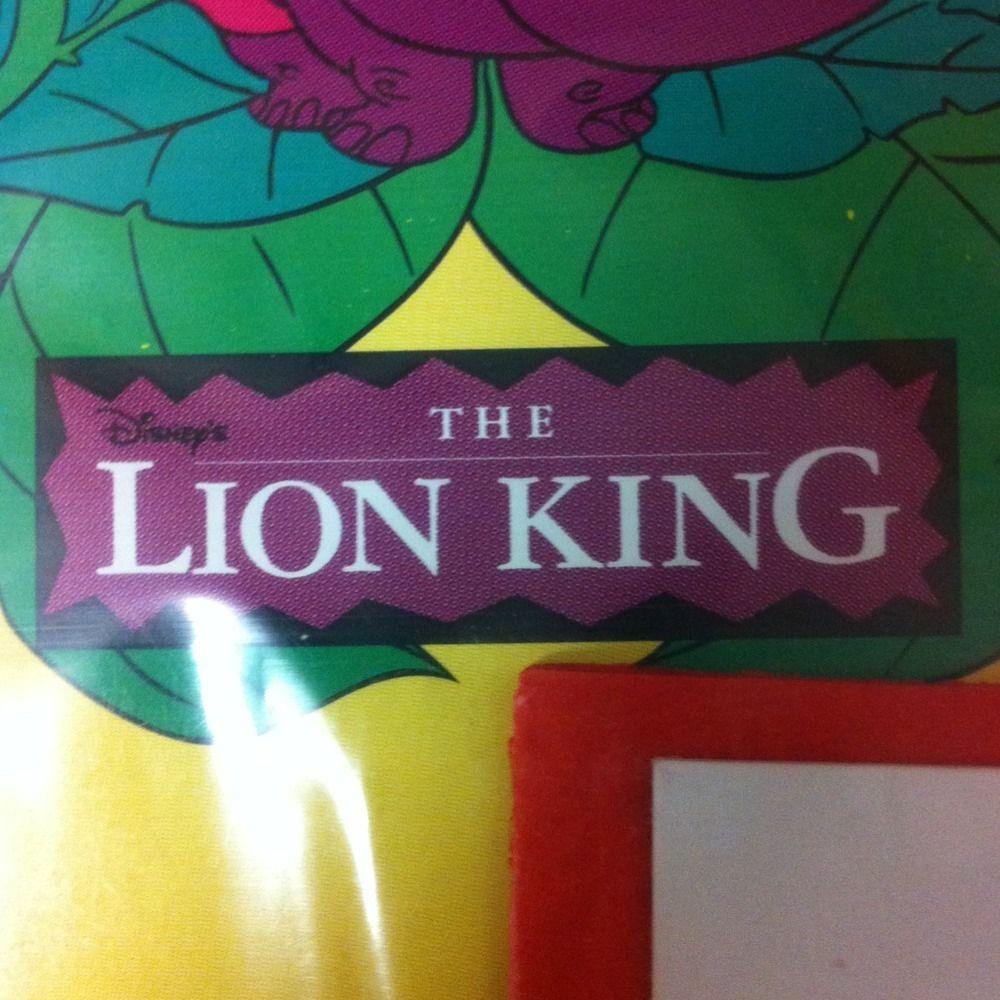 Lion King Simba Nala Safari Birthday Baby Shower Centerpiece 2 Count