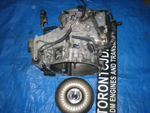 1991 1994 Mazda 626 MX 6 JDM Automatic Transmission