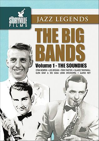 The Big Bands   Volume 1 The Soundies DVD, 2007