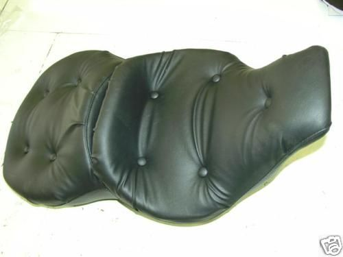 Harley FLHT 85   96 Replacement Seat Cover/ pillow top