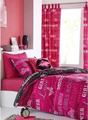 teenage girls bedding