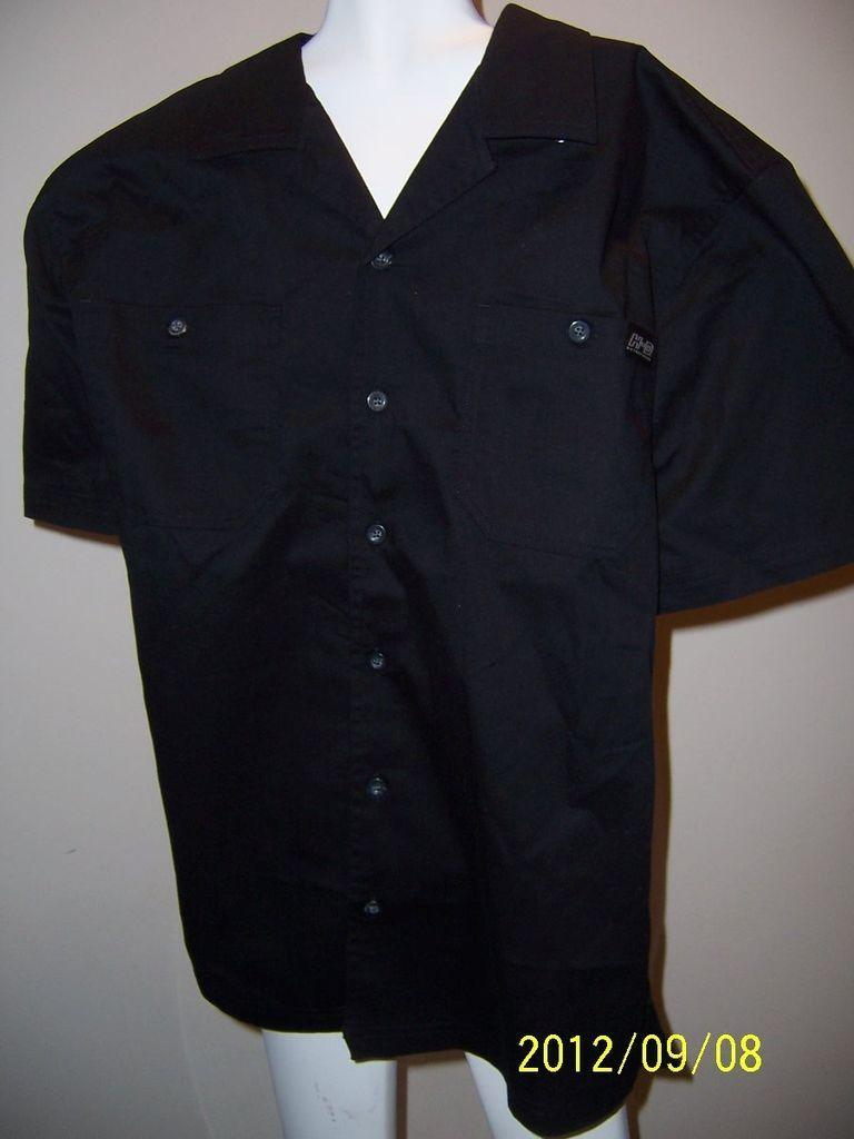 Mens Harley Davidson Medium button up dress shirt new wo/tags
