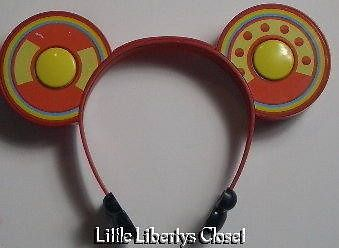 Disney MICKEY MOUSE Clubhouse Talking Interactive TOODLE Toodles Ears