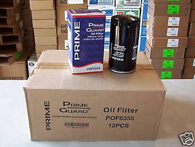 Dodge Ram Cummins Diesel PG Oil Filters (pack of six) (Fits 1998