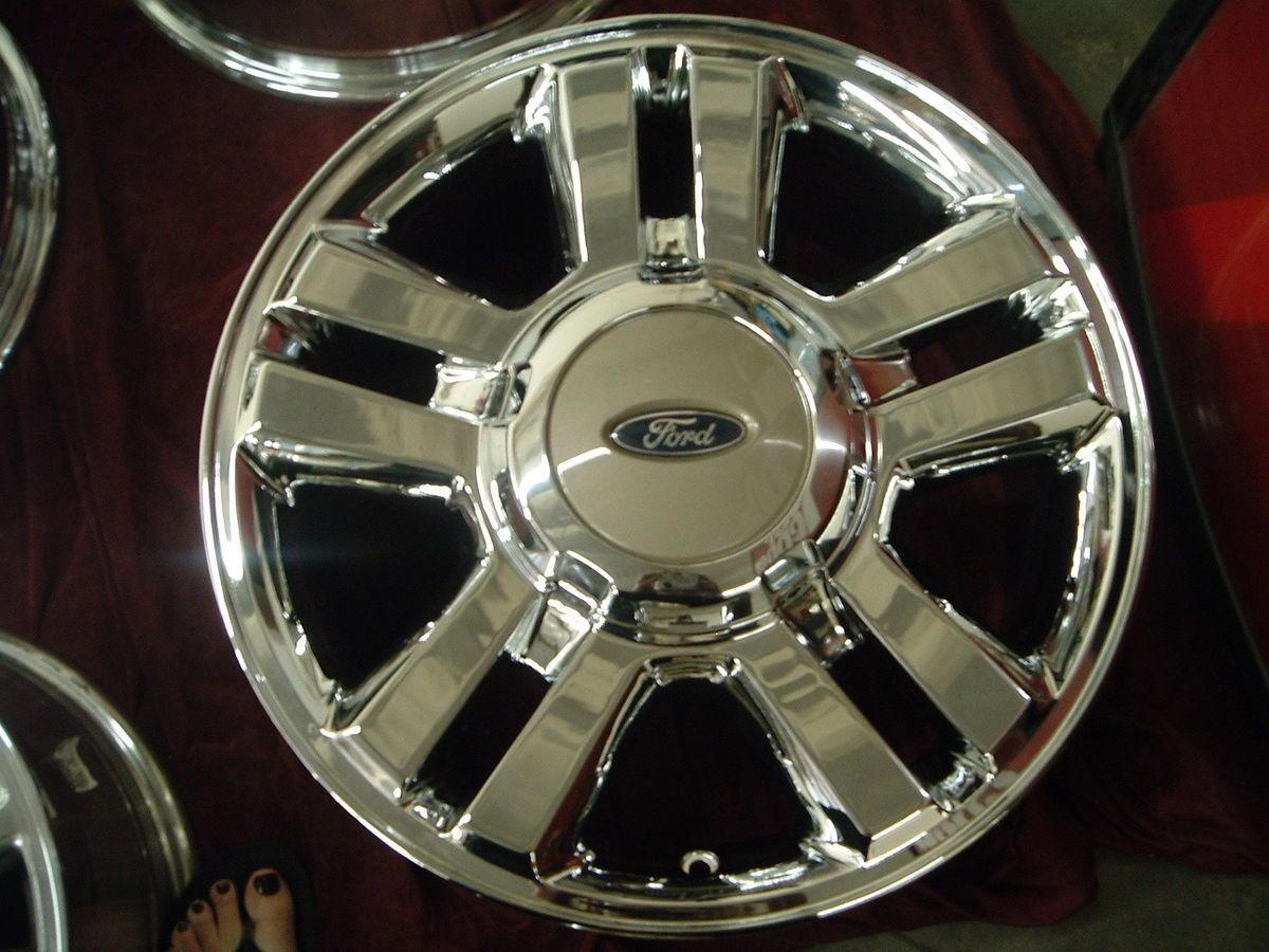 Ford F150 Chrome Wheel Rim 18 3559C 2005 2008