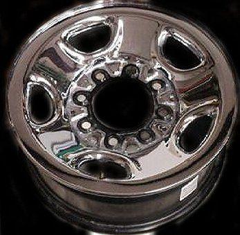 Wheels 16 Steel 2500 3500 HD Chevy Silverado Van GMC Sierra 05 2006