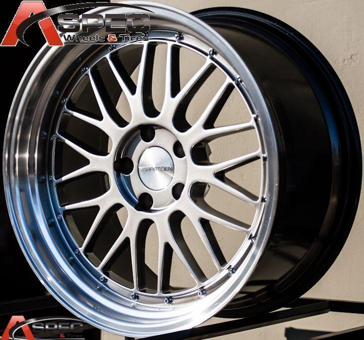 11 LM Style Varrstoen Hyper Black Fit BMW E46 E90 M3 2002 2012 Rim