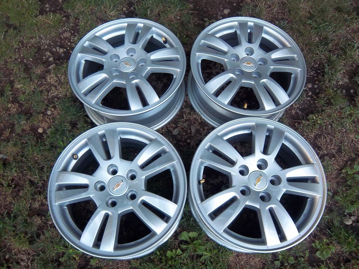 15 Chevy Sonic Cruze Wheels Rims Factory 5523 11 12 Take Offs