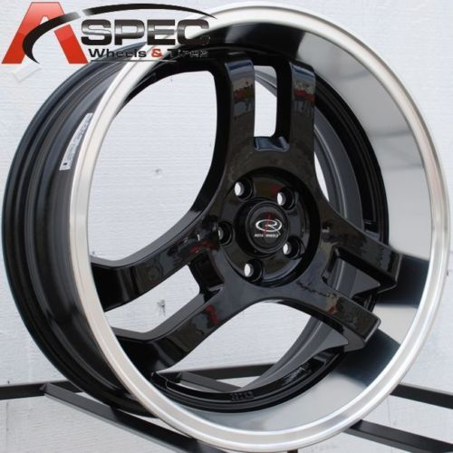 Rota HM3 F 18x8 5x114 3 ET35 73 1 Black Rims Wheels