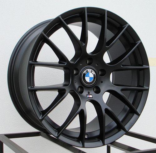 18 M3 Competition Style Wheels Rims Fit BMW E46 323 325 328 330 (1998
