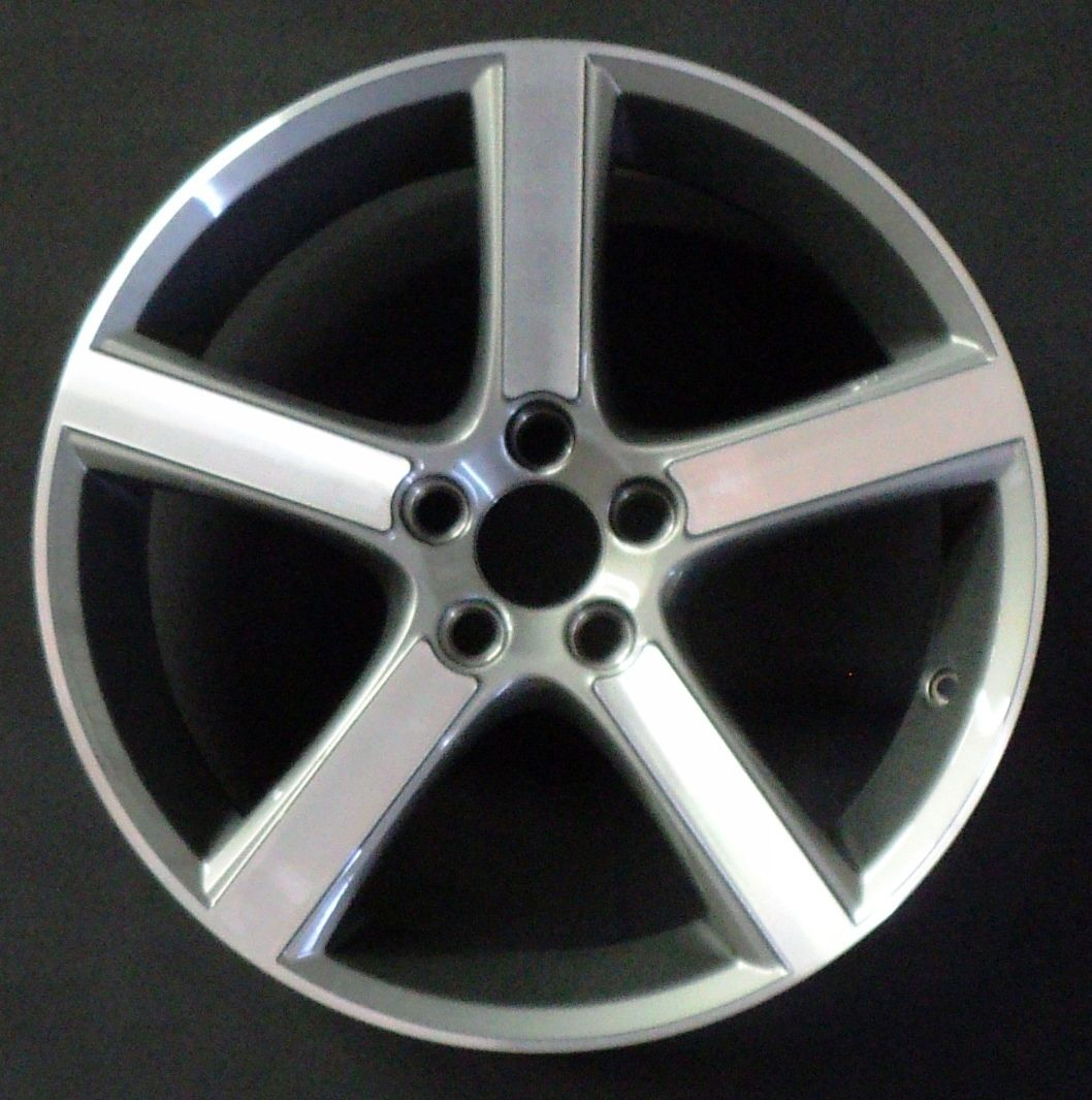 2011 Volvo C30 C70 S40 V50 18 5 Spoke Factory OEM Wheel Rim H# 70339