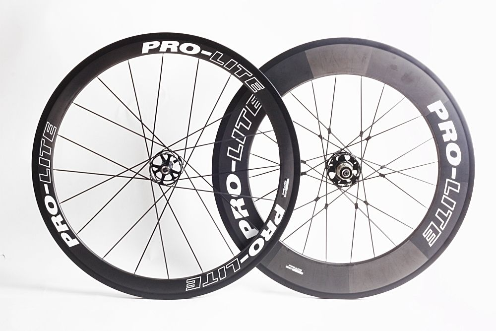 Pro Lite 700c Road Bike Gavia P59 Wheels Carbon Tubular F50 R90MM