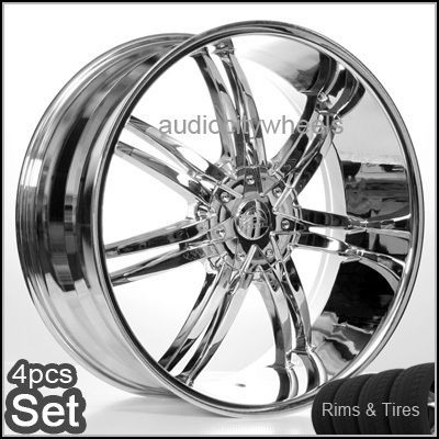 22Wheels Tires Wheels Rims Chevy Ford Cadillac QX56