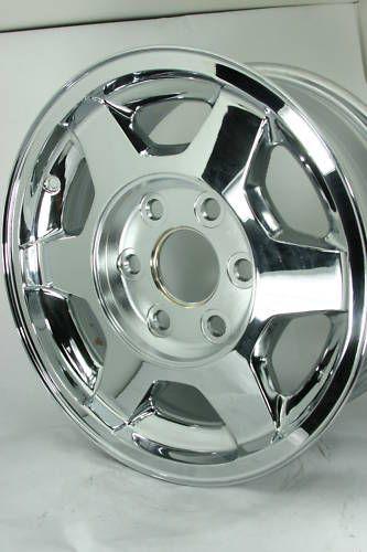 Chrome GMC Sierra Yukon Wheels Rims 5156 89038705