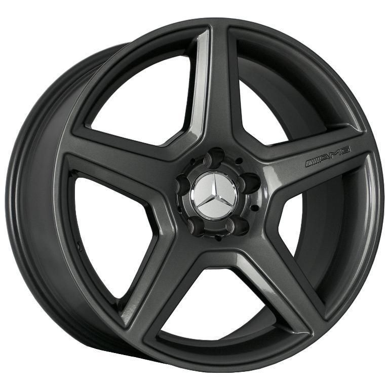 20 AMG Style Staggered Wheels 5x112 Rim Fits Mercedes Benz CL Class