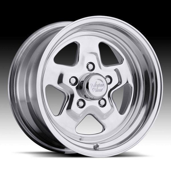 Prostar Style 15x4 Chevy Ford Mopar Wheel Mustang Rod