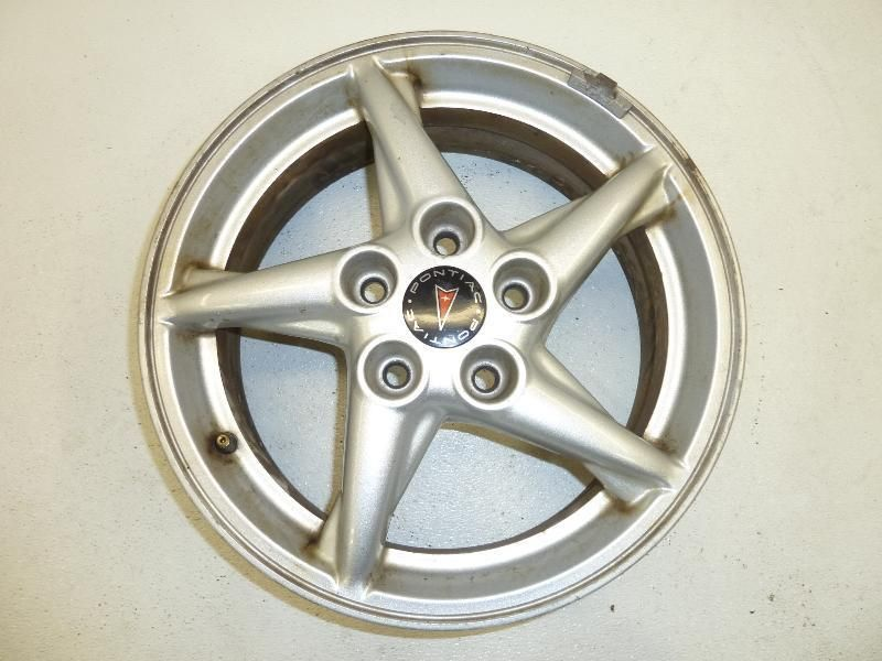 99 Pontiac Grand Prix Torque Star Wheel Rim 16x6 1 2 5 Spoke Sparkle
