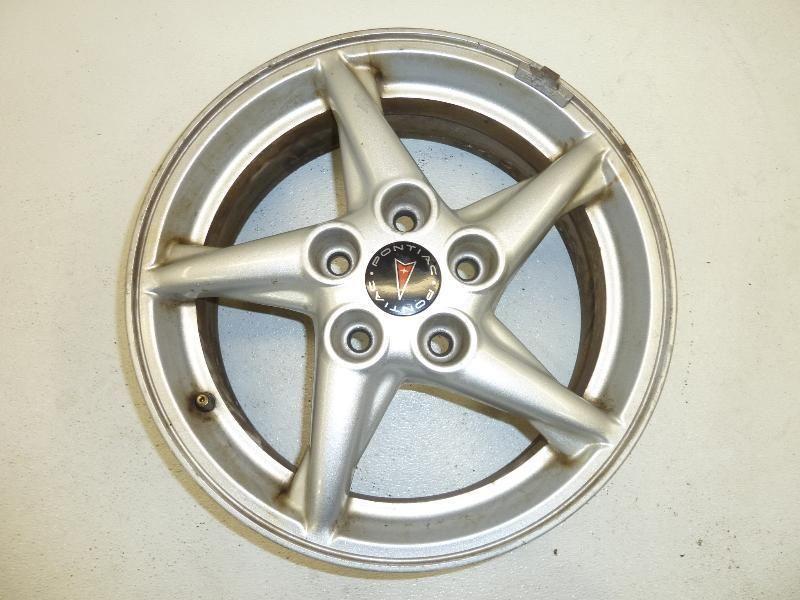 99 Pontiac Grand Prix Torque Star Wheel Rim 16x6 1 2 5 Spoke Sparkle