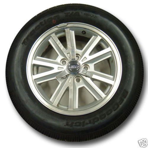 Set of 4 16 Ford Mustang 2005 2009 Wheels Tires not Included