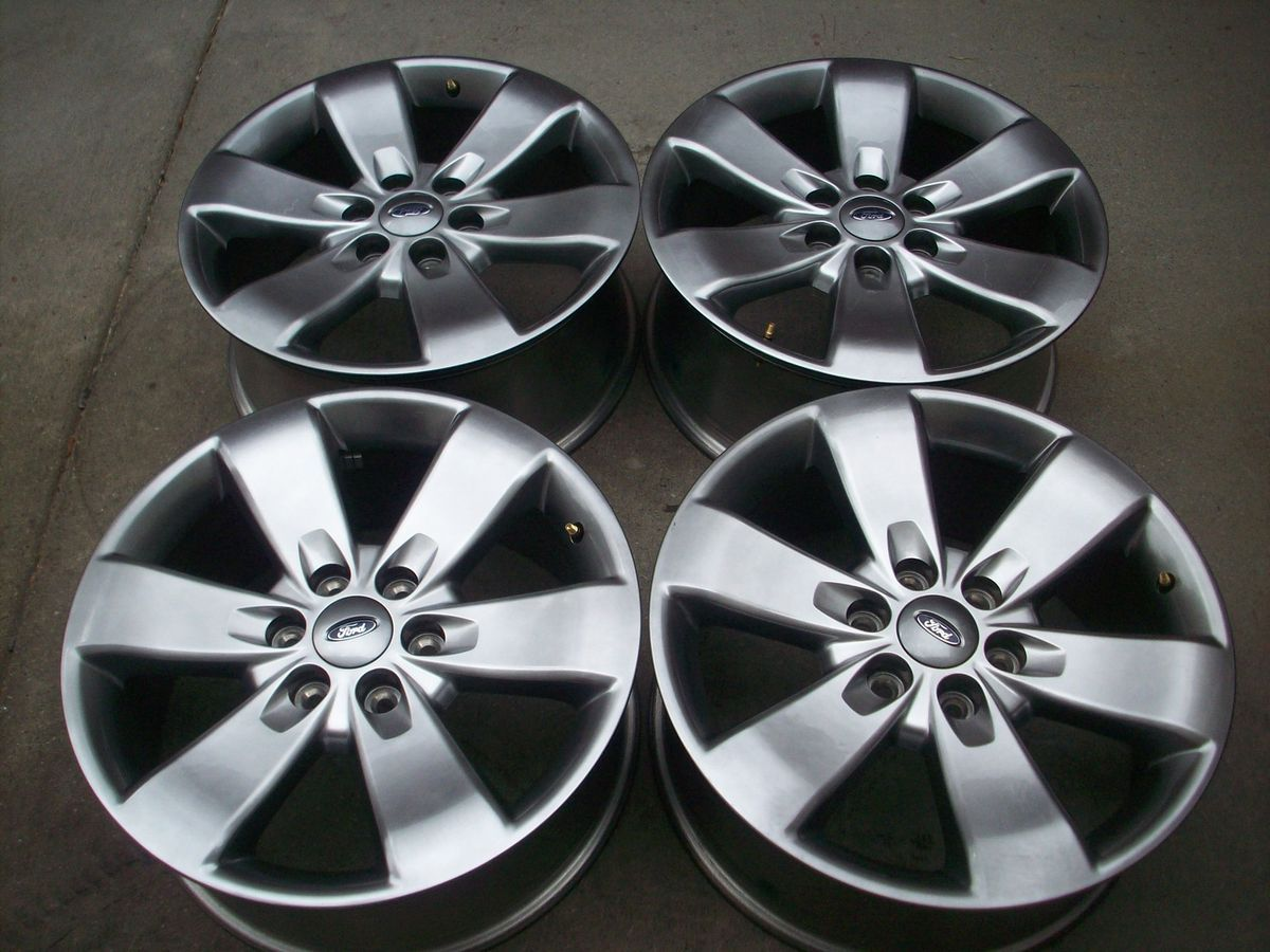 FORD F150 TRUCK EXPEDITION FX4 CHARCOLE OEM FACTORY WHEELS RIMS 2012