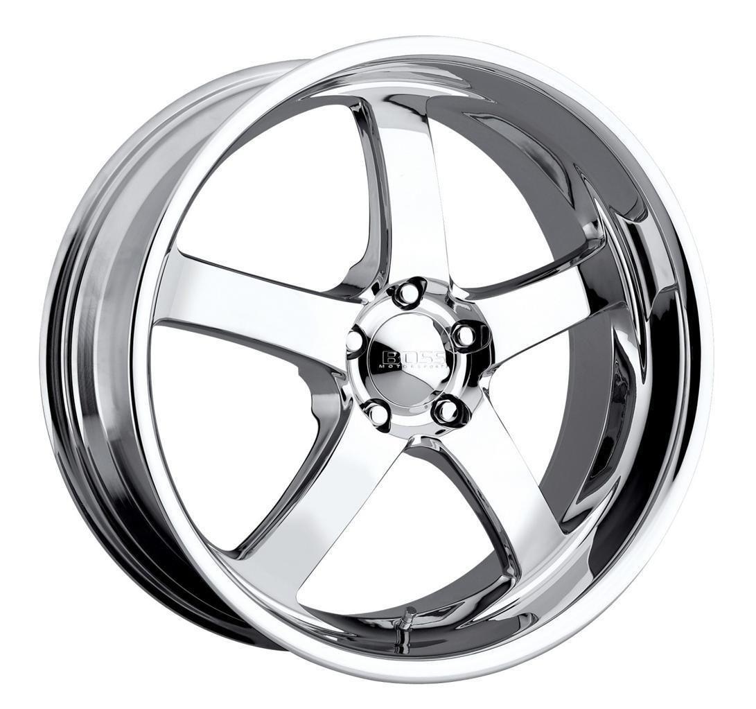 20 inch 20x8 5 Boss 335 Chrome Wheel Rim 5x5 5 5x139 7 Bronco RAM 1500