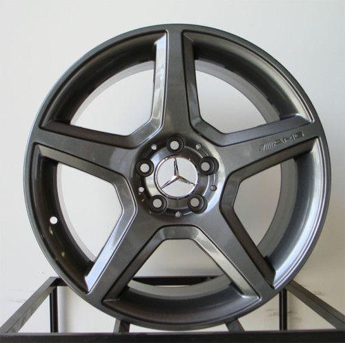19 AMG Wheels Rims Fit Mercedes Benz W140 W220 W221