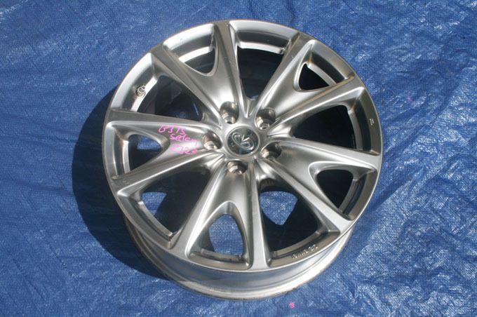 08 09 10 Infiniti G37 Sedan 18 Front TPMS Enkei Rim Wheel V36