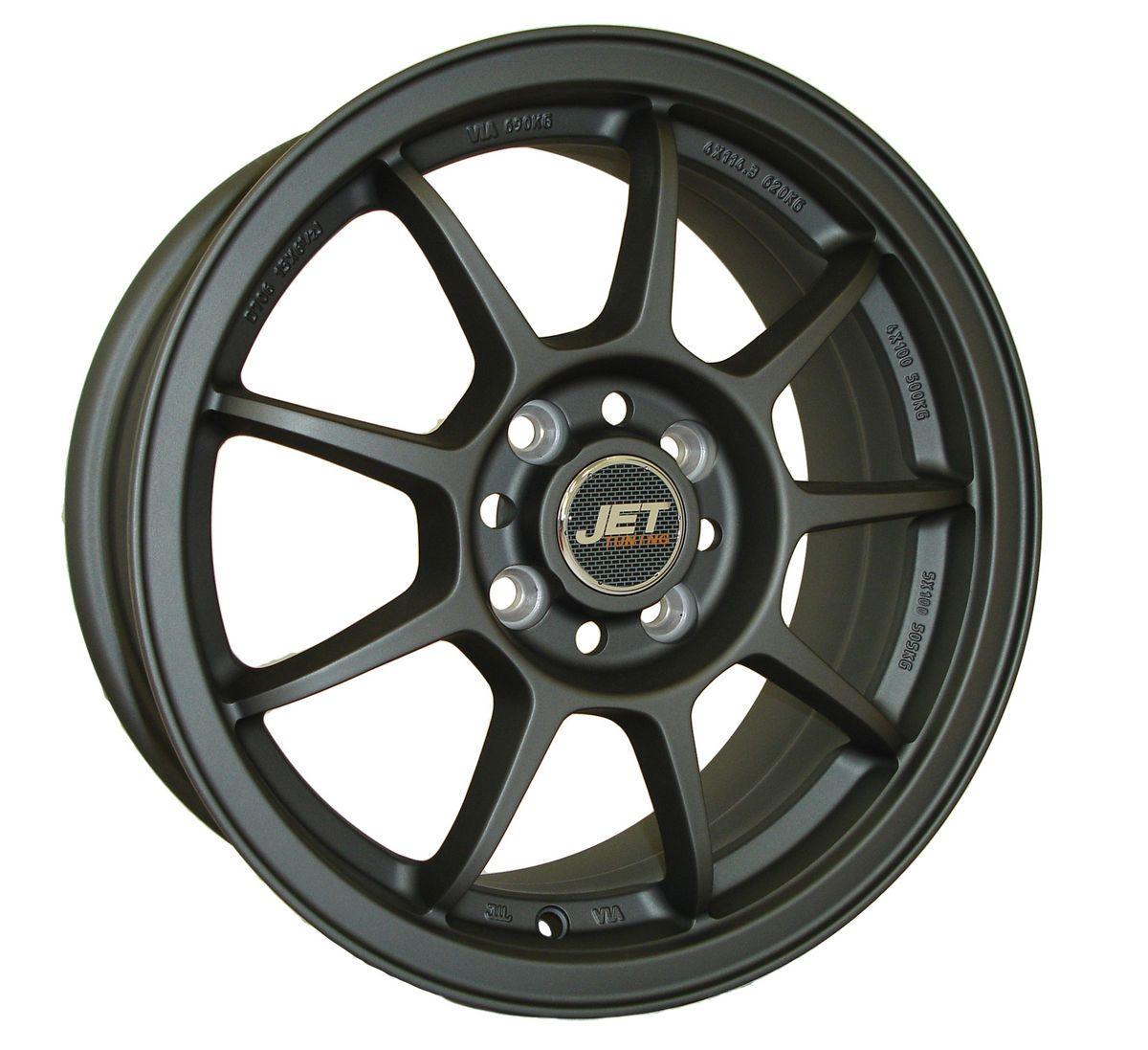 15 Wheel Rim Honda Civic Fit CRX Integra Yaris 4x100