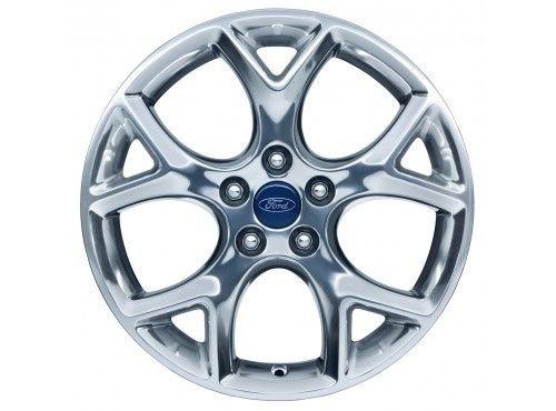 New 17 inch Polished Aluminum Wheel Rim Ford Focus 2012