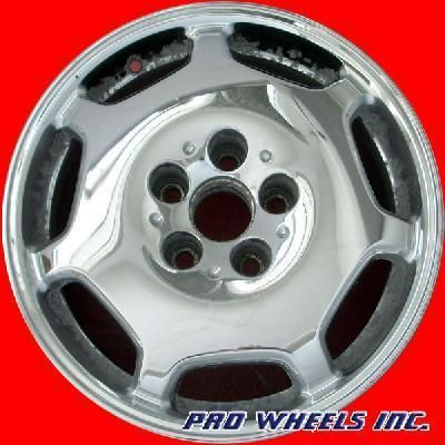 Lexus LS430 16 Chrome Factory Wheel Rim 74172 33454